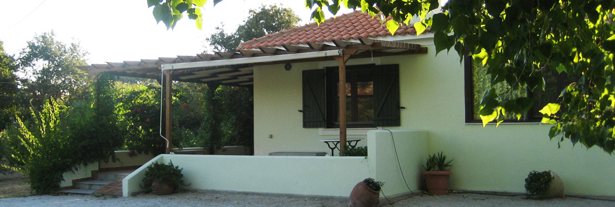 Molyvos Cottage